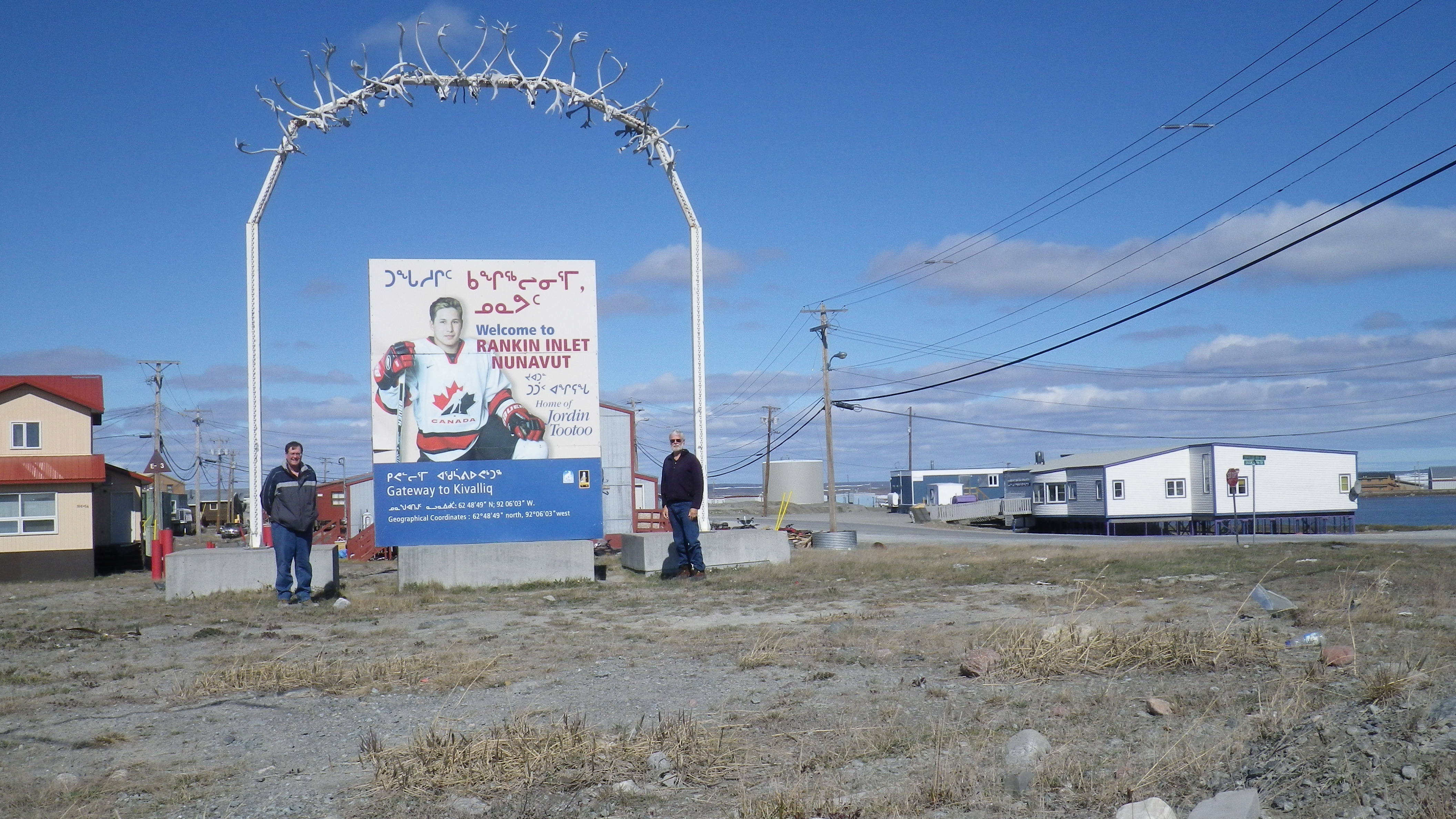 Welcome to Rankin Inlet